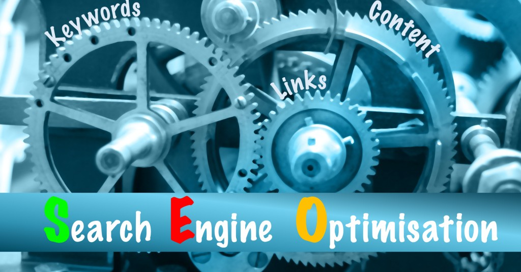 SEO - Keywords, Content & Links