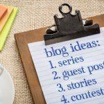 Blog-Ideas